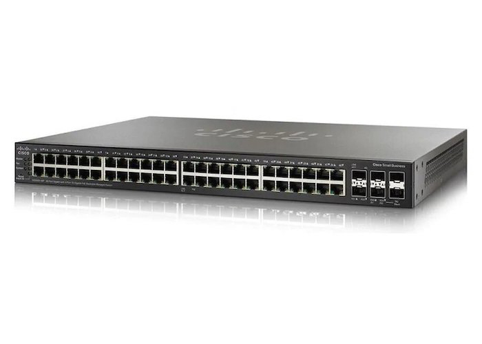 Cisco SG350X-48MP