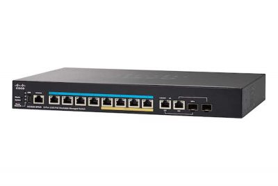 Cisco SG350X-8PMD