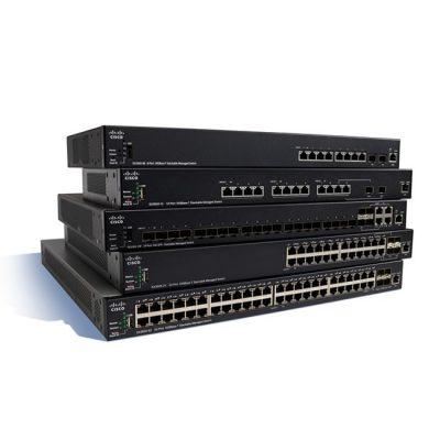 Cisco 350X Series Stackables